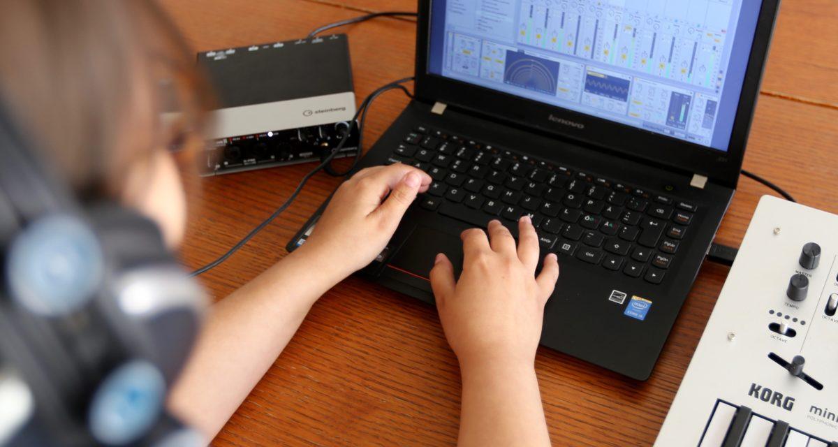 Elektronisk musikk