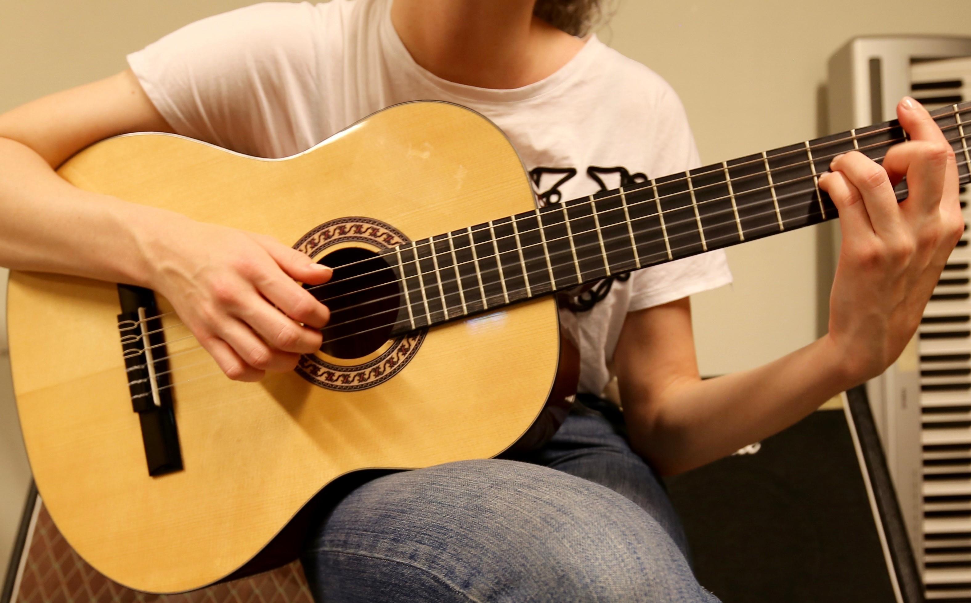 Oversikt over relevante kurs innen Gitar og strenginstrumenter i Bergen
