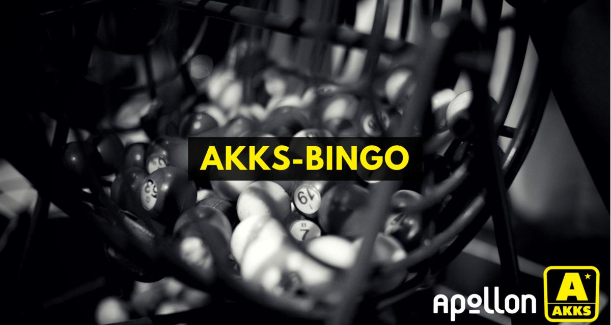 AKKS Bingo