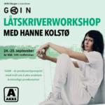 2019 – GAIN låtskriverworkshop med Hanne Kolstø