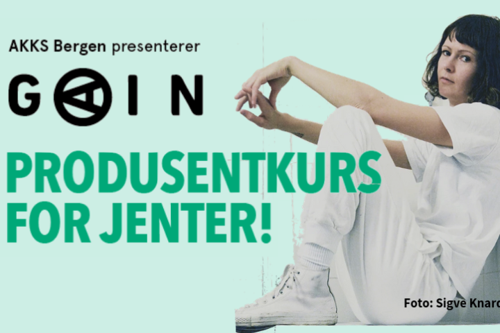 GAIN – produsentkurs for jenter