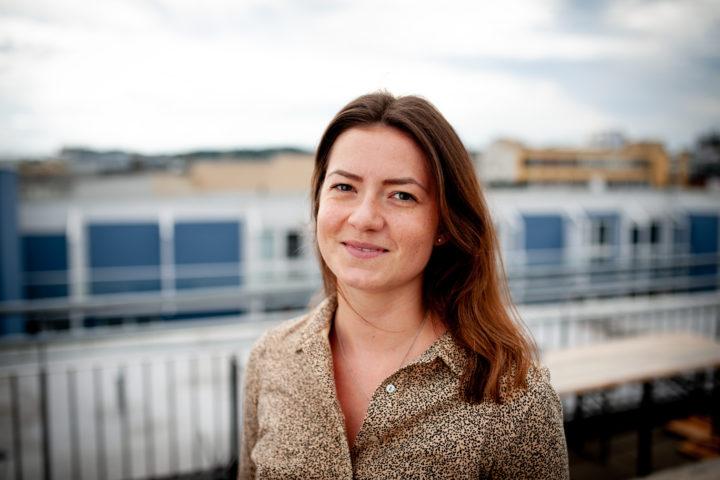 Ingrid Mette Gjerde er ny UKM-koordinator i AKKS Bergen