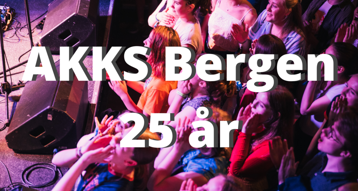 AKKS Bergen fyller 25 år