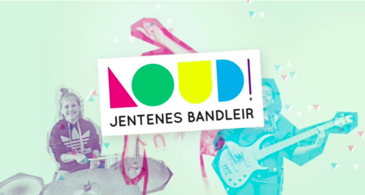 LOUD – a band camp for girls