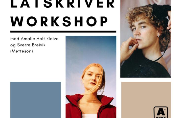 Låtskriverworkshop for ungdom