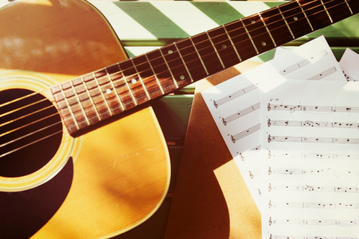 Nyhet: Bli med på kurs i musikkteori