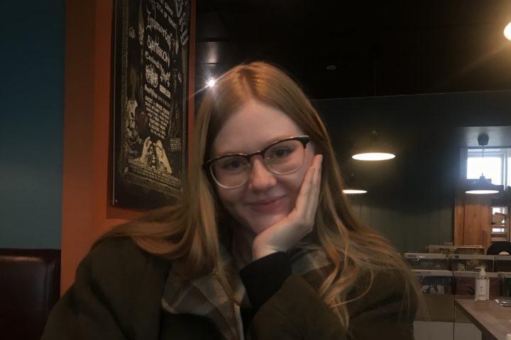 Emma Putnam er ny praktikant