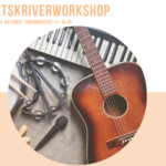 Låtskriverworkshop for ungdom med Marie Kristin Dale (MK)