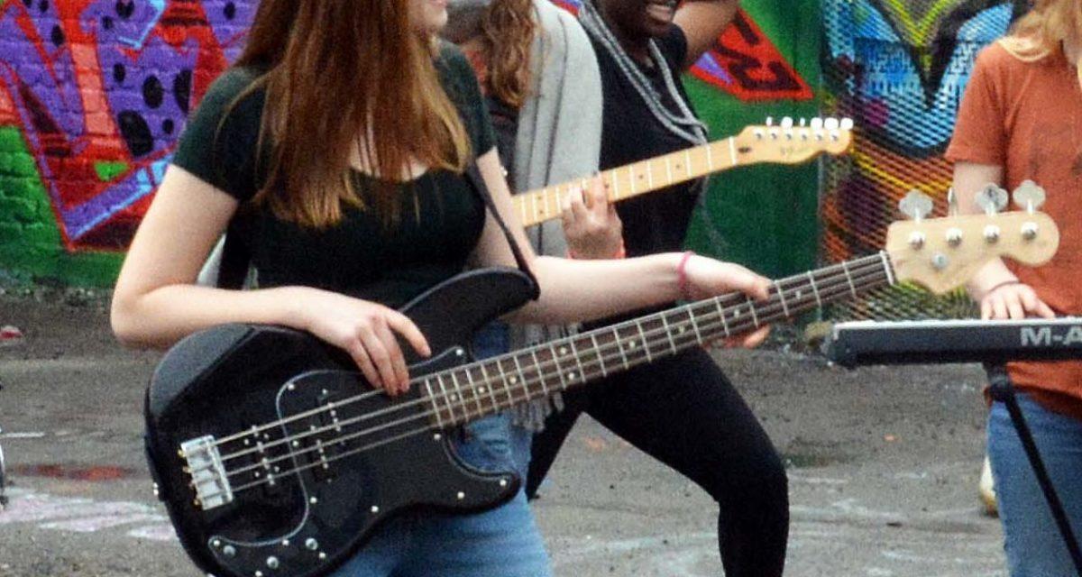 Elektrisk Bass kurs