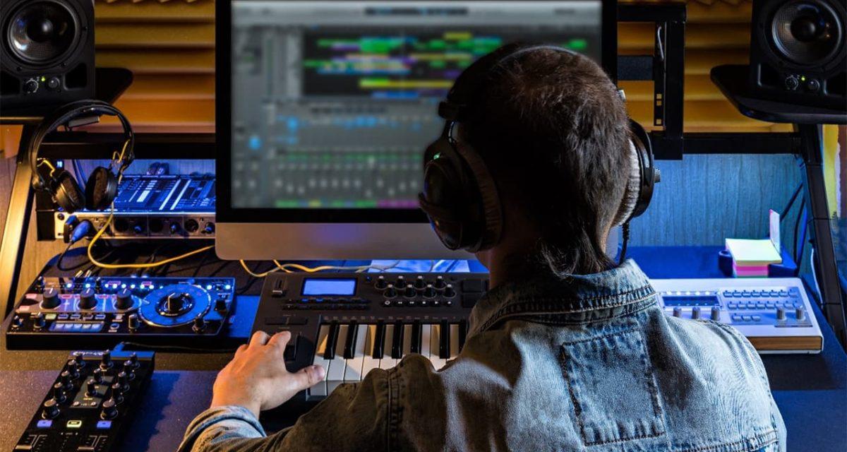 Elektronisk Musikk 4 Uker-kurs!