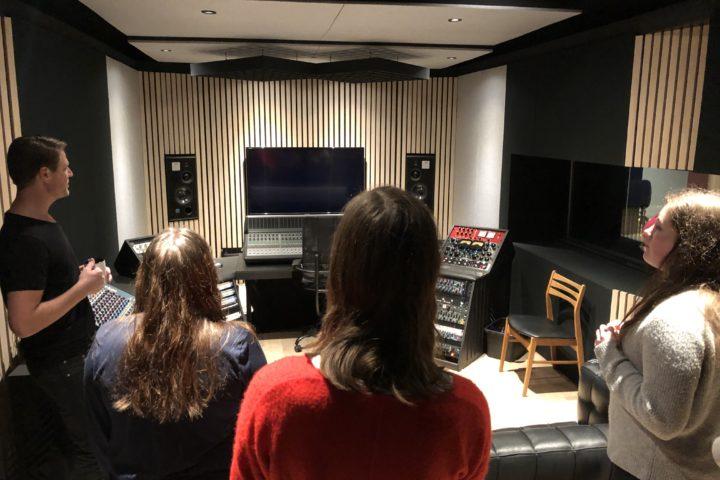 Studio-Workshop i Cederberg Studio
