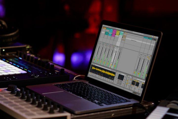 Elektronisk musikkproduksjon – Ableton Live