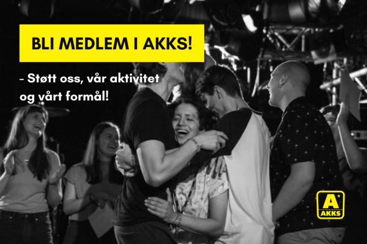 AKKS Oslo trenger deg!