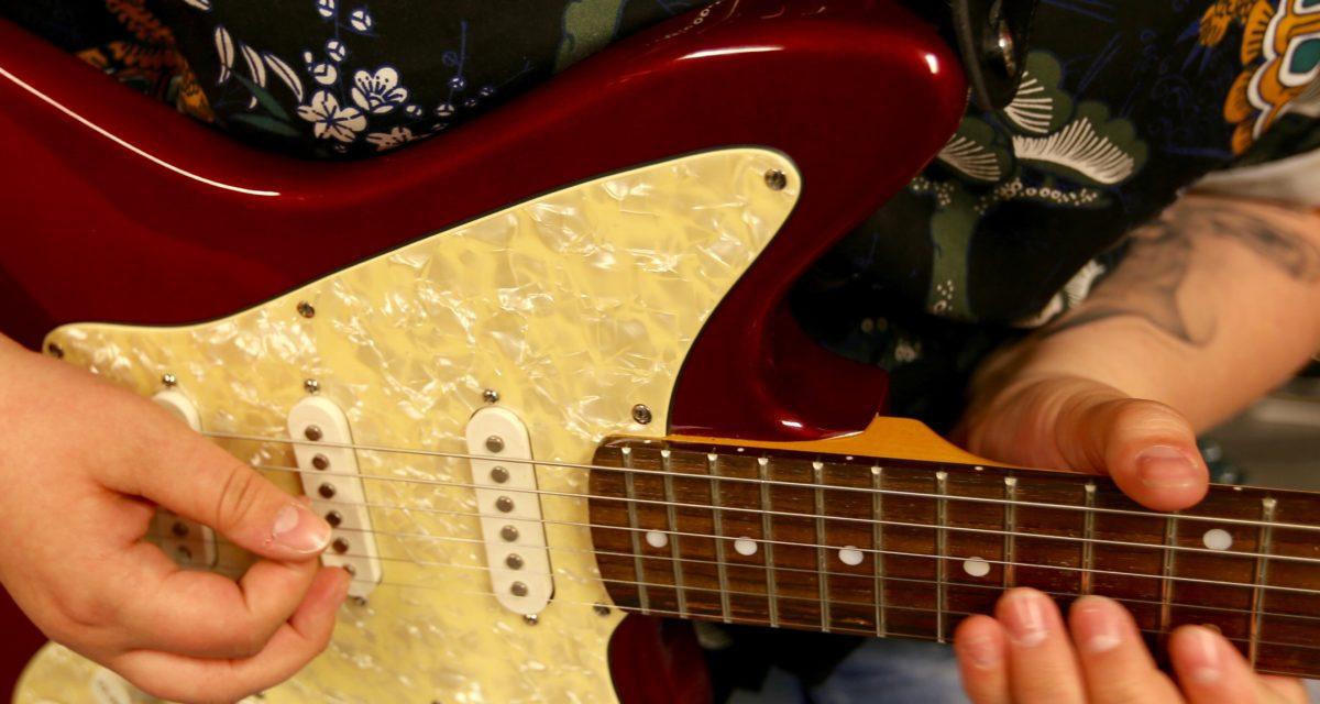 El-gitar
