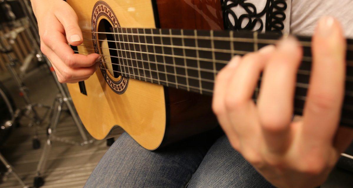 Ledig stilling som gitarinstruktør