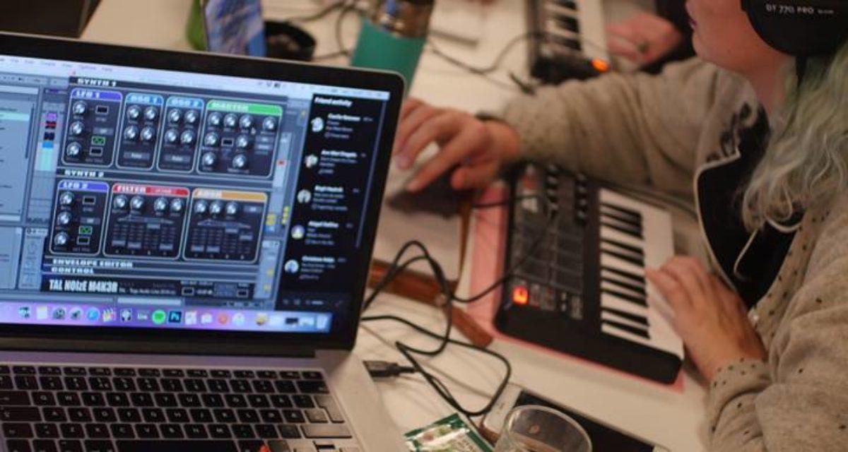 Innføringskurs: Låtskriving og musikkproduksjon