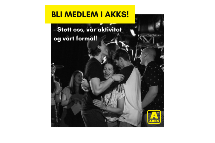AKKS Trondheim trenger deg!