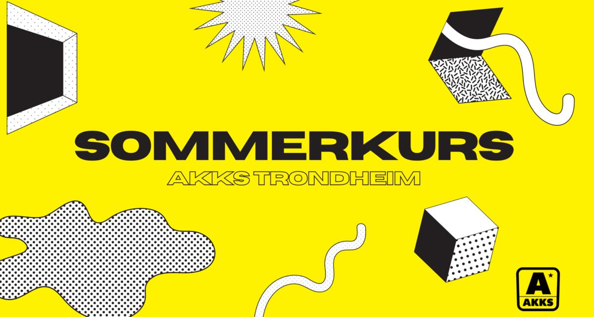 Sommerkurs AKKS Trondheim