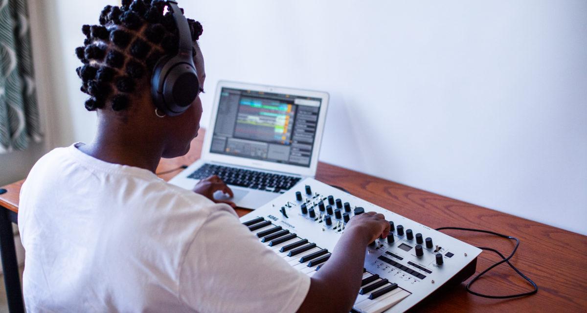Du kan bli et forbilde for unge produsentspirer